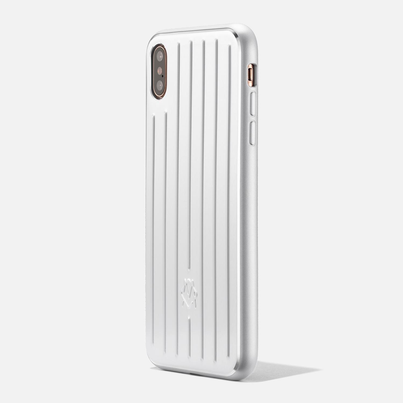 RIMOWAが代表的なアルミニウムデザインを特徴とするiphoneケースをリリース