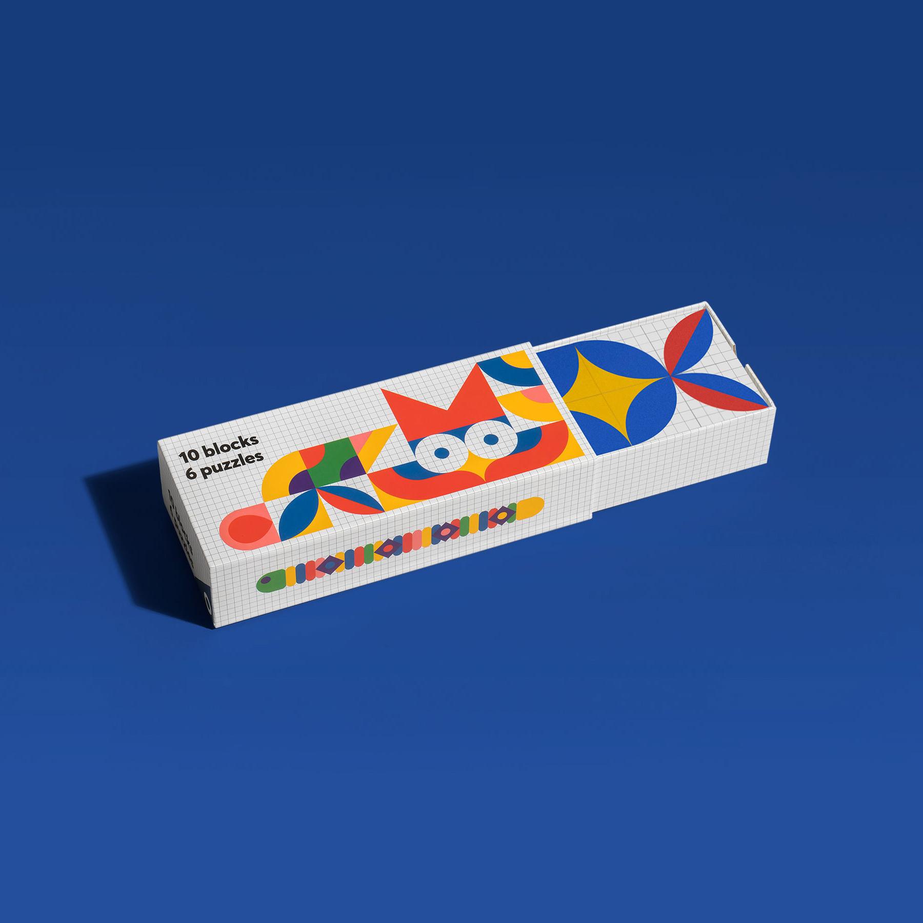 バルセロナのデザイン事務所が手がける子供の創造性を育むおもちゃ