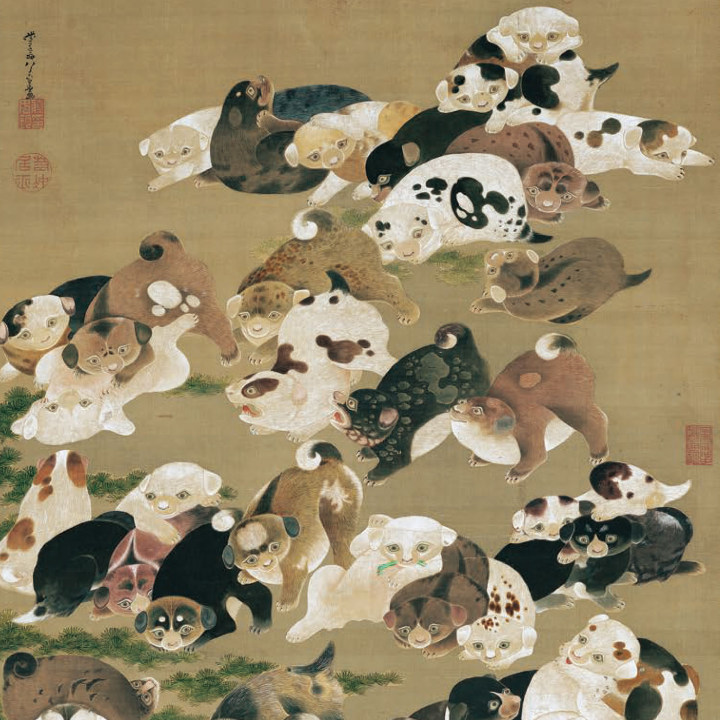 伊藤若冲展が福島県立美術館で開催